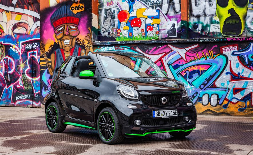 2018 Smart Fortwo Electric Drive - Slide 50