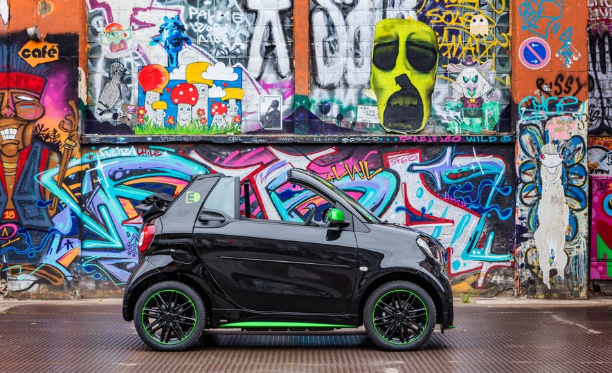2018 Smart Fortwo Electric Drive - Slide 51