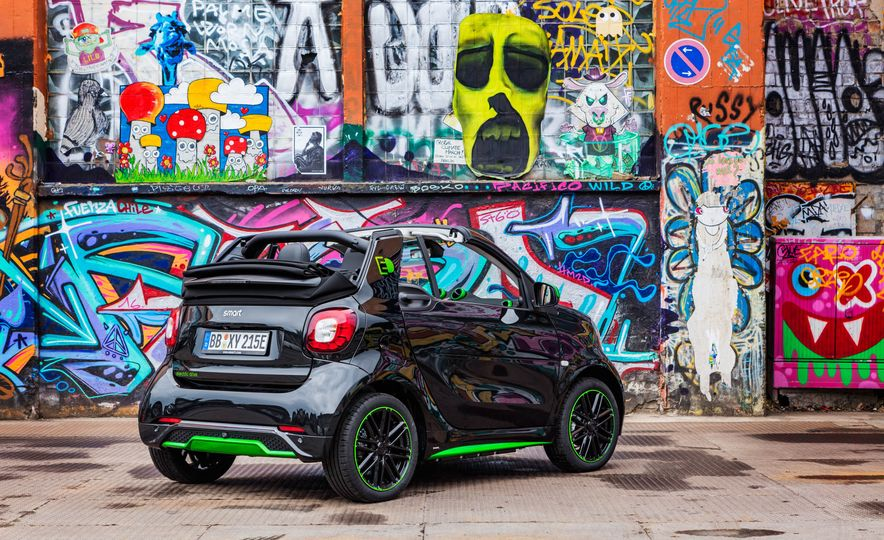 2018 Smart Fortwo Electric Drive - Slide 52
