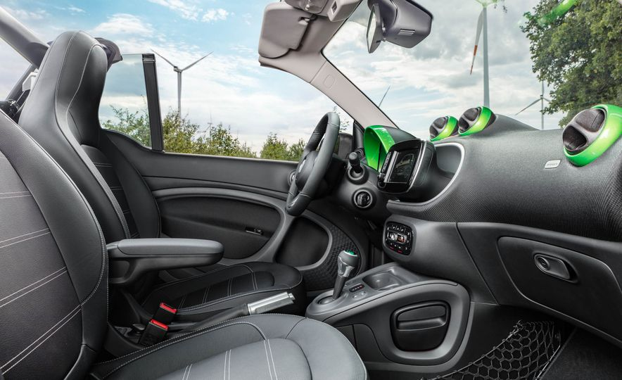 2018 Smart Fortwo Electric Drive - Slide 57