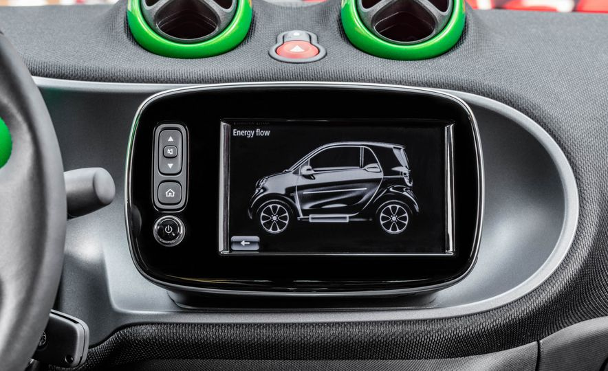 2018 Smart Fortwo Electric Drive - Slide 60