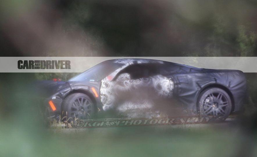 2019 Chevrolet Corvette (spy photo) - Slide 2