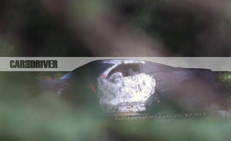 2019 Chevrolet Corvette (spy photo) - Slide 3