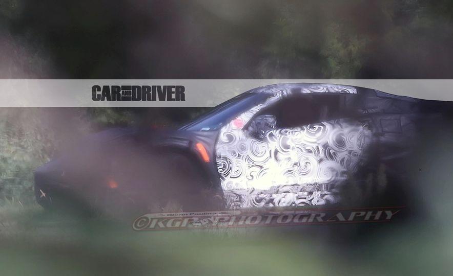 2019 Chevrolet Corvette (spy photo) - Slide 4