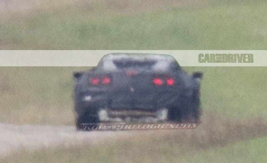 2019 Chevrolet Corvette (spy photo) - Slide 6