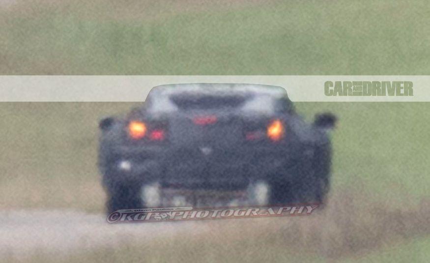 2019 Chevrolet Corvette (spy photo) - Slide 7