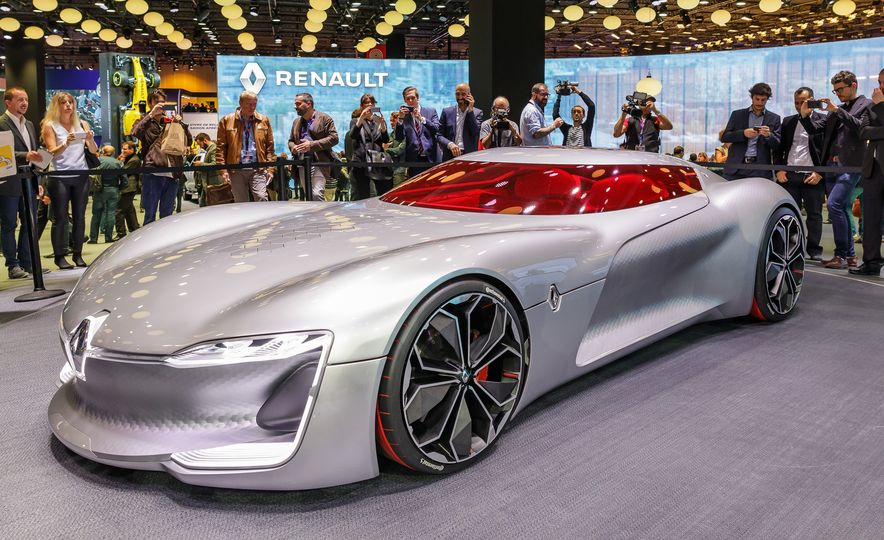 French Cooking: The Hottest Debuts of the 2016 Paris Auto Show - Slide 14