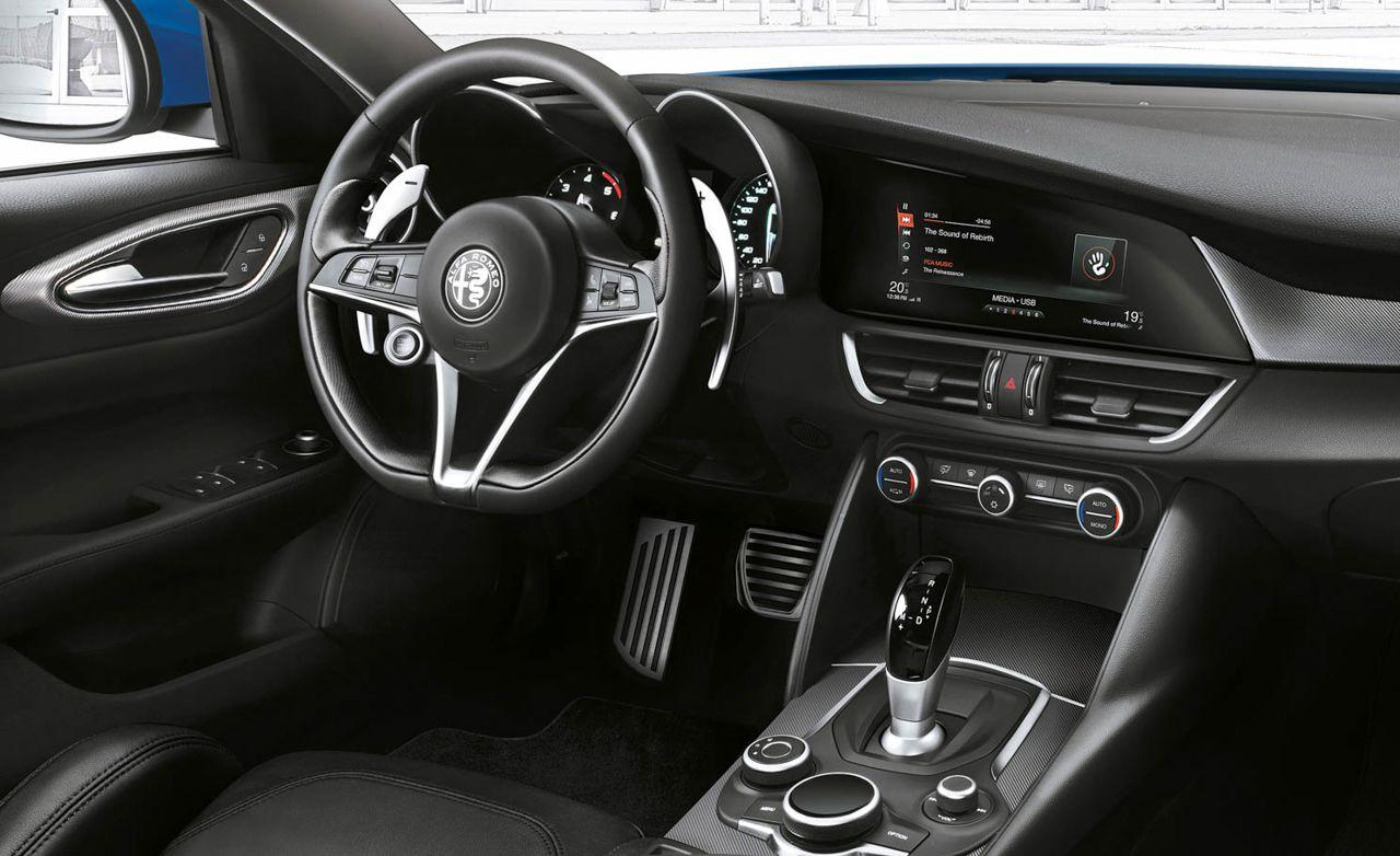2019 Alfa Romeo Giulia Reviews Price Photos Ford 4 0 Sohc Engine Bottom Diagram And Specs Car Driver