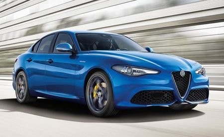 One with the Speed Force: Alfa Romeo Introduces Giulia Veloce