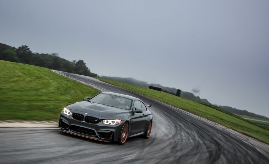 GTS Oh, Yes: BMW M4 GTS Technical Deep Dive! - Slide 1