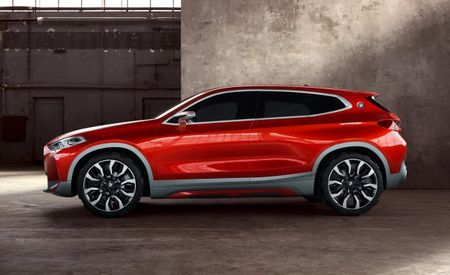 How Convertible Was My Crossover: BMW X2 Cabriolet Could Be a Thing