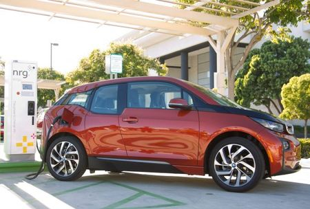 BMW/VW Project Adds 95 Fast Chargers; Chevrolet Bolt Could Benefit