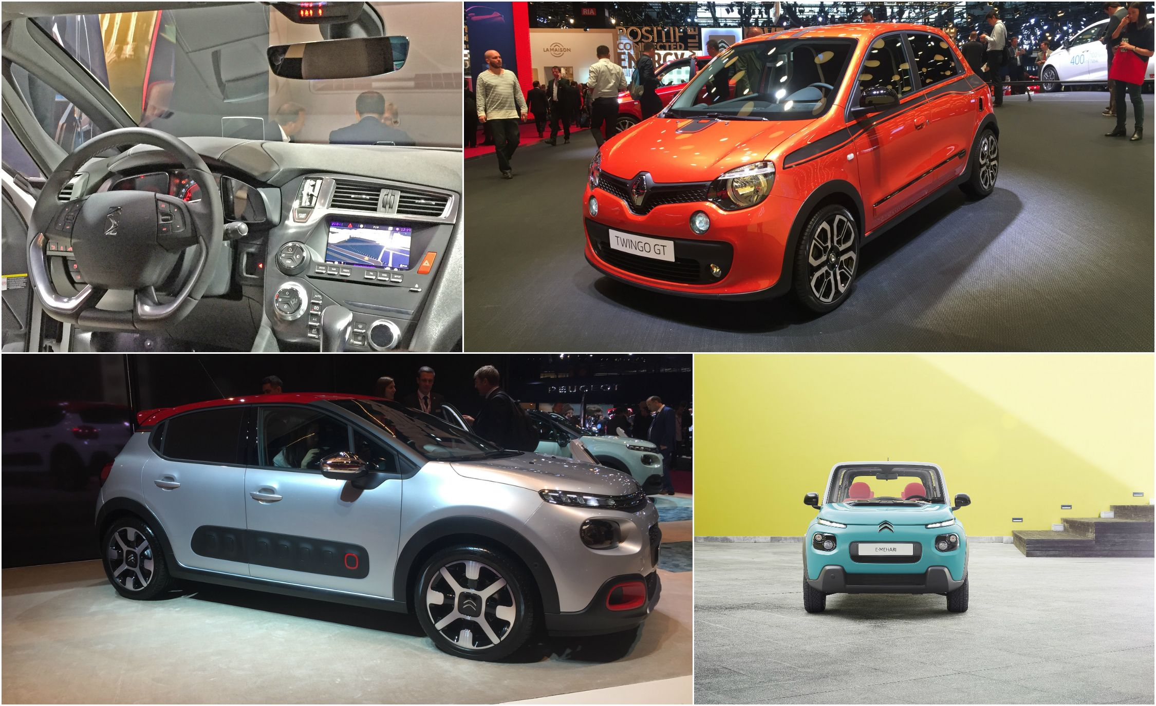 French Car: Frenches Of Fancy: 7 French Cars From The 2016 Paris Auto