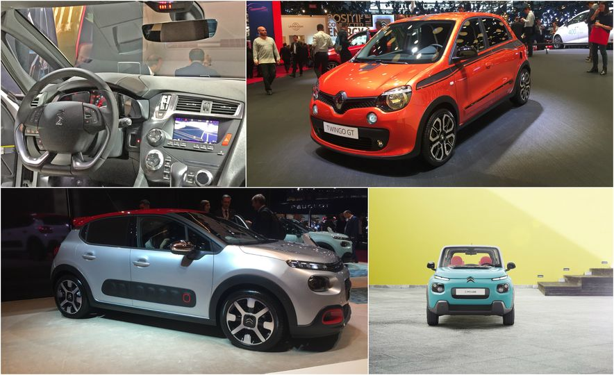 Frenches Of Fancy French Cars From The Paris Auto Show We - Cool french cars