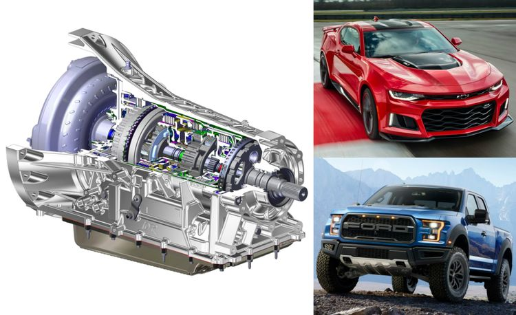10 Things to Know About the New Ford/GM 10-Speed Automatic Transmission