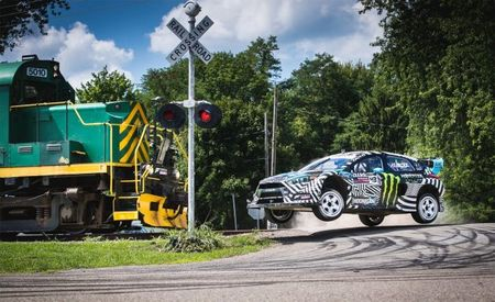 Gymkhana 9: Another Ken Block Video Appears, Includes Spins and a 600-hp Focus