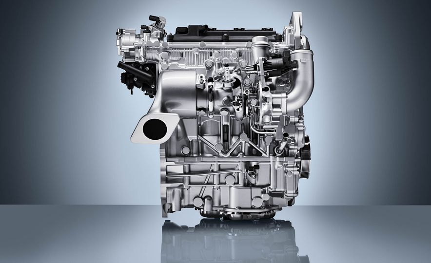 Infiniti VC-T engine cutaway - Slide 4