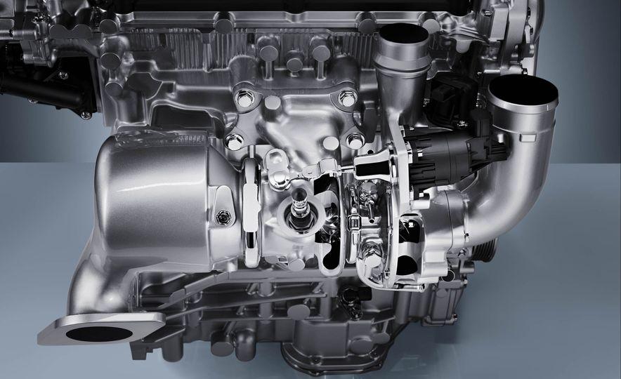 Infiniti VC-T engine cutaway - Slide 7