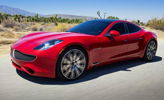 2017 Karma Revero: More Expensive, Mostly the Same – News – Car and ...