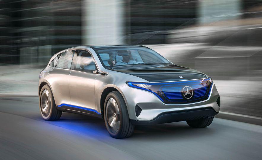 Mercedes-Benz Electric Drive concept - Slide 8