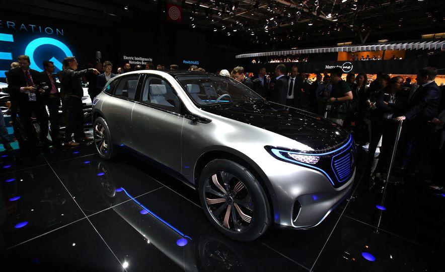 Mercedes-Benz Electric Drive concept - Slide 2