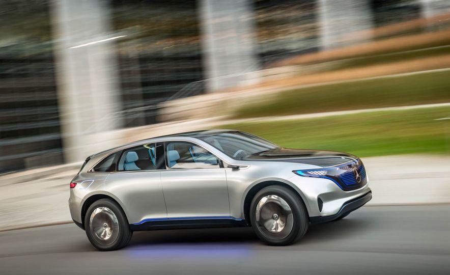 Mercedes-Benz Electric Drive concept - Slide 9