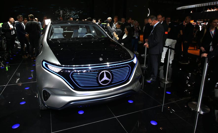Mercedes-Benz Electric Drive concept - Slide 3