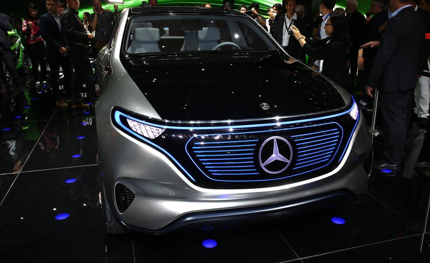 Mercedes-Benz Electric Drive concept - Slide 4