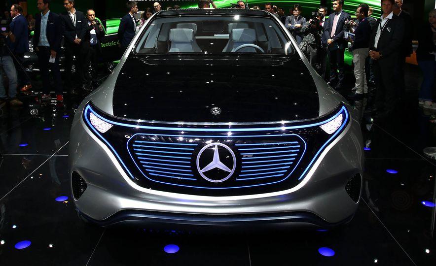 Mercedes-Benz Electric Drive concept - Slide 5