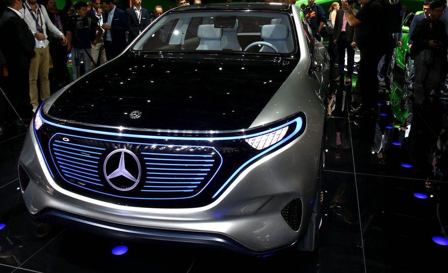 Mercedes-Benz Electric Drive concept - Slide 6
