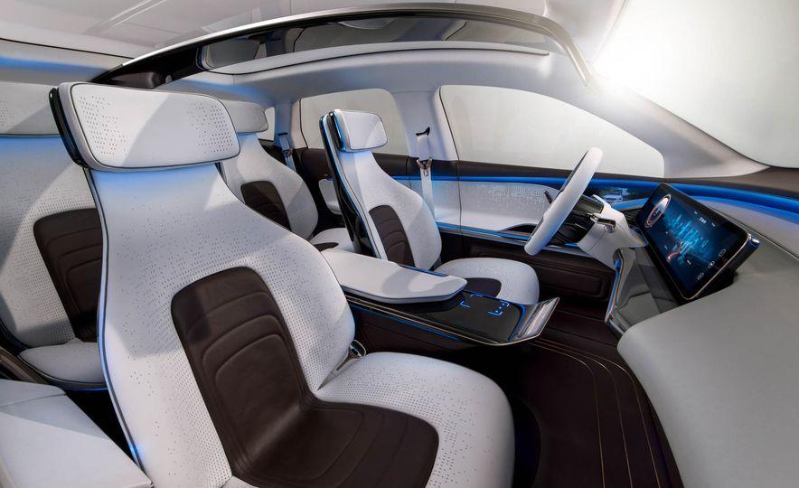 Mercedes-Benz Electric Drive concept - Slide 13