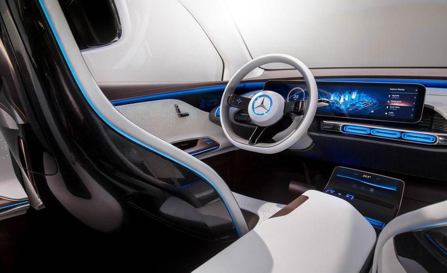 Mercedes-Benz Electric Drive concept - Slide 14