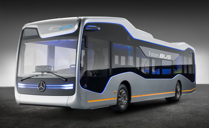 Mercedes-Benz Urban eTruck concept - Slide 28