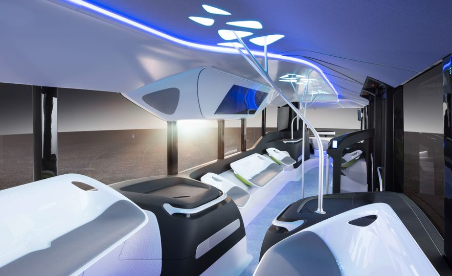 Mercedes-Benz Urban eTruck concept - Slide 34