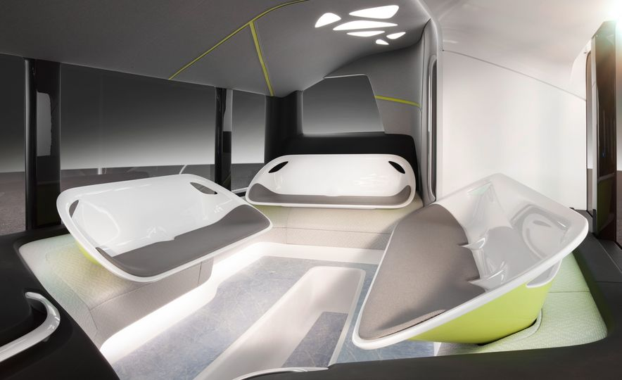 Mercedes-Benz Urban eTruck concept - Slide 37