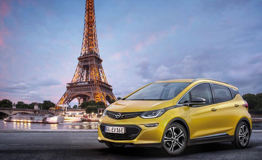Vehicules Electriques: The EVs of the 2016 Paris Auto Show - Slide 6