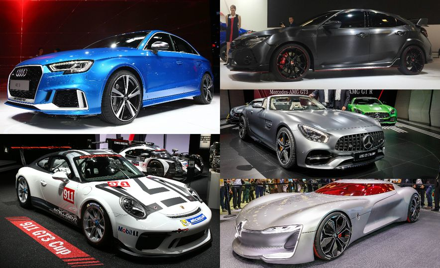 French Cooking: The Hottest Debuts of the 2016 Paris Auto Show - Slide 1