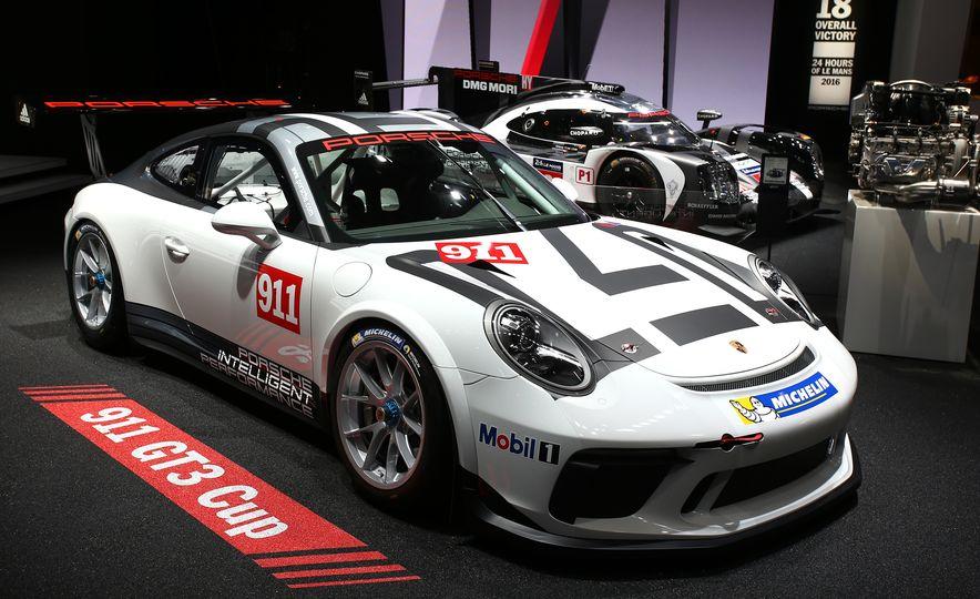 Porsche 911 GT3 Cup - Slide 4