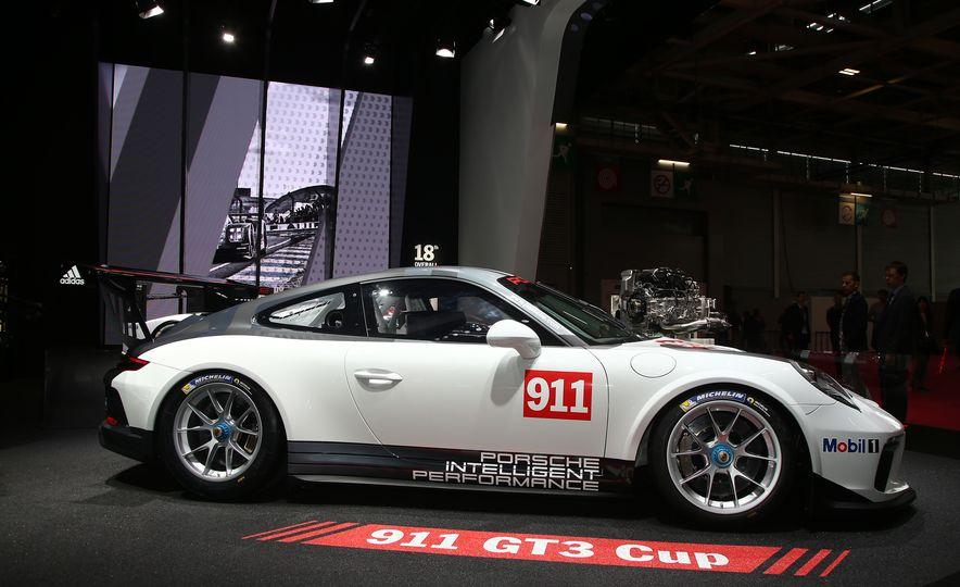 Porsche 911 GT3 Cup - Slide 5