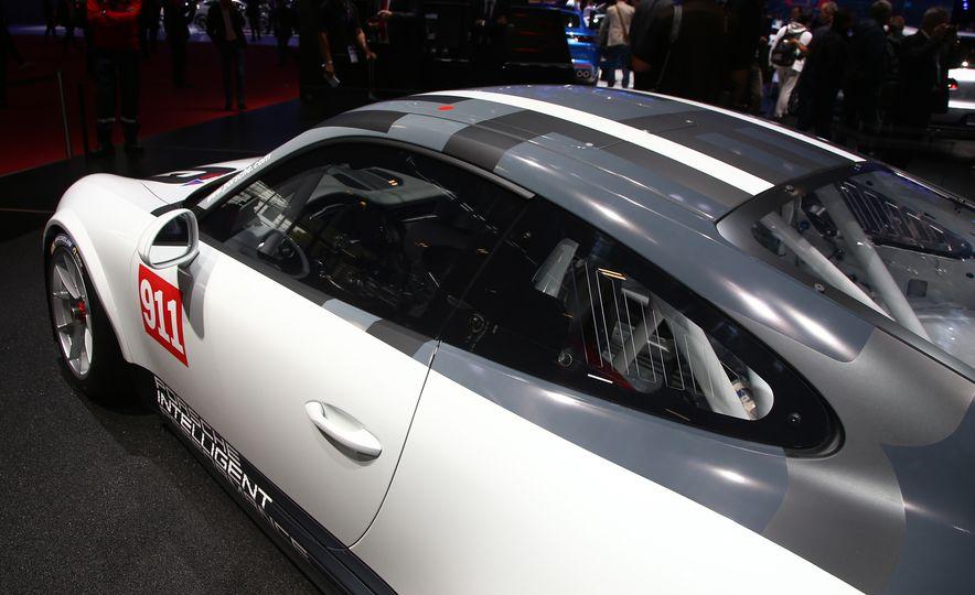 Porsche 911 GT3 Cup - Slide 7