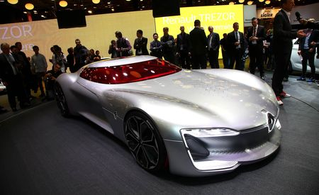 Renault Trezor Concept: Dream Cars Are Made Like This – Official Photos and Info