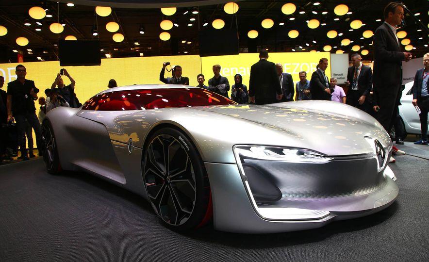 Renault Trezor concept - Slide 2