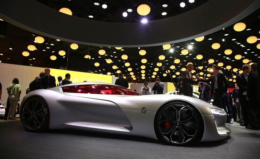 Renault Trezor concept - Slide 3