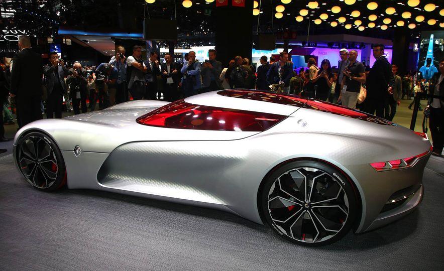 Renault Trezor concept - Slide 4