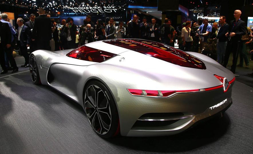 Renault Trezor concept - Slide 5