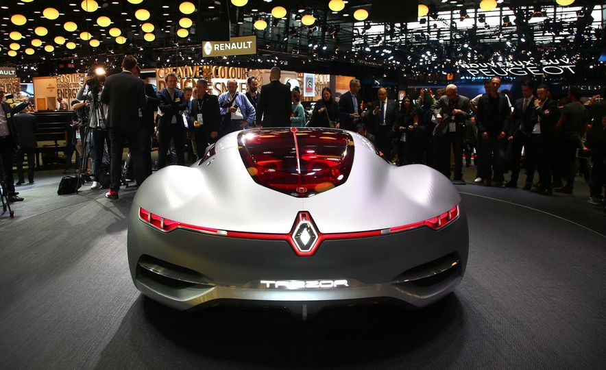Renault Trezor concept - Slide 6