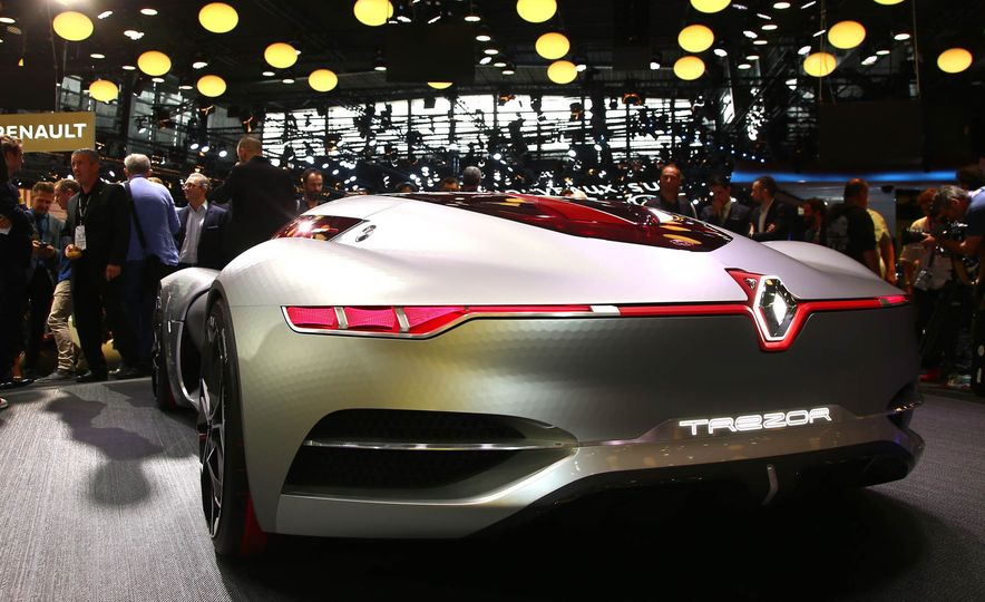 Renault Trezor concept - Slide 8