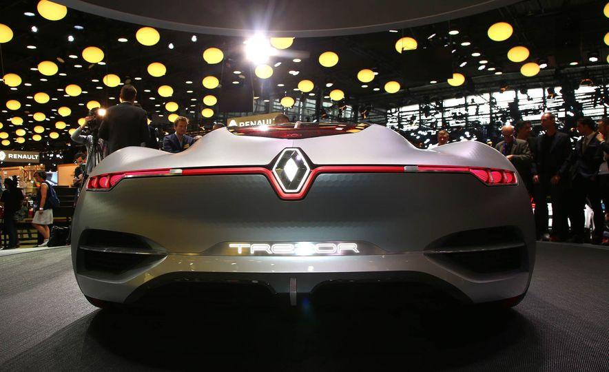 Renault Trezor concept - Slide 9