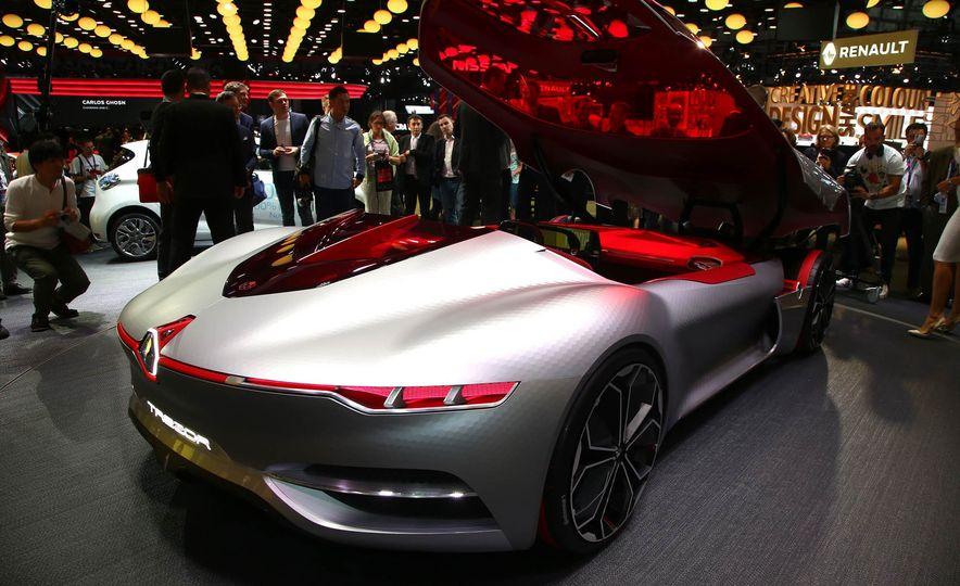 Renault Trezor concept - Slide 7