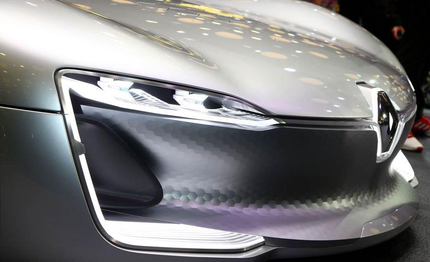 Renault Trezor concept - Slide 11